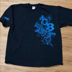 2008 Yamaha Disney Performing Arts T-shirt